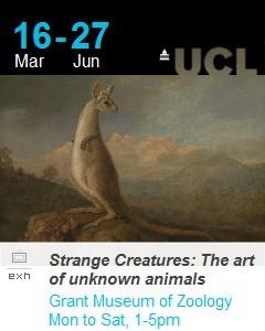 Grant_Strange Creatures