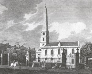 St Luke's, Old Street, London